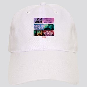 Jessica Jones Personalized Cap