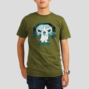 The Punisher Personal Organic Men's T-Shirt (dark)
