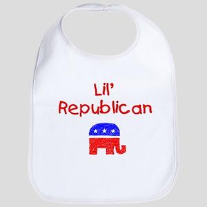 Lil' Republican Bib