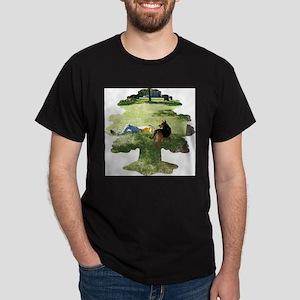 THE PROTECTOR Dark T-Shirt