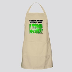 NEW! I Touch Myself Apron