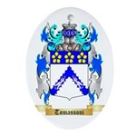 Tomassoni Oval Ornament