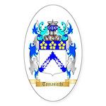 Tomasicchi Sticker (Oval 50 pk)