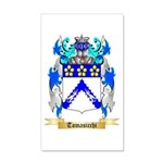 Tomasicchi 20x12 Wall Decal