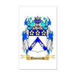 Tomasicchi 35x21 Wall Decal