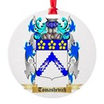 Tomashevich Round Ornament