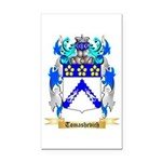 Tomashevich Rectangle Car Magnet