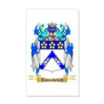 Tomashevich 20x12 Wall Decal