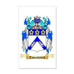 Tomashevich 35x21 Wall Decal