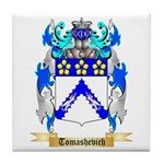 Tomashevich Tile Coaster