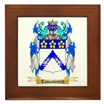 Tomashevich Framed Tile