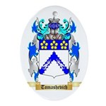 Tomashevich Oval Ornament