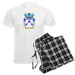 Tomasetti Men's Light Pajamas