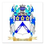 Tomaselli Square Car Magnet 3