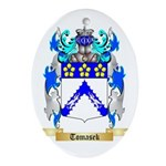 Tomasek Oval Ornament