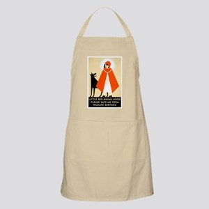 Little Red Riding Hood, Please Save Me From Apron