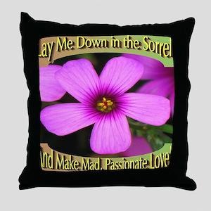 Love Story Designs Throw Pillow