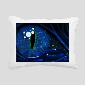 dragon eye Rectangular Canvas Pillow