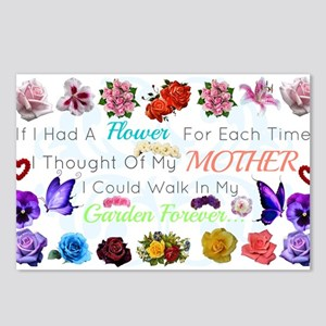 Flowers for Mother Postcards (Package of 8)