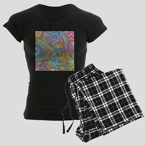 Colorful Abstract Pajamas