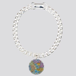 Colorful Abstract Bracelet