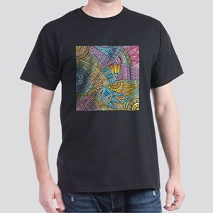 Colorful Abstract T-Shirt