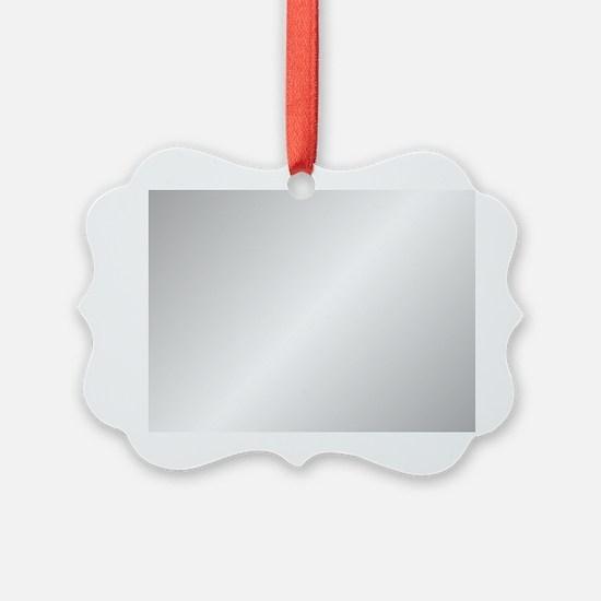 Silver Shine Ornament