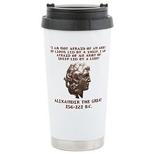 Alexander the Great Travel Mug