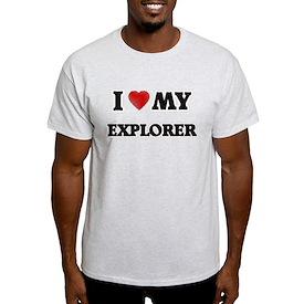 I love my Explorer T-Shirt