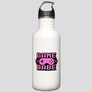 Game Babe Stainless Water Bottle 1.0L