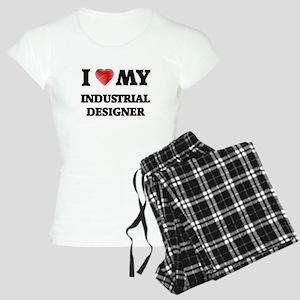 I love my Industrial Design Women's Light Pajamas