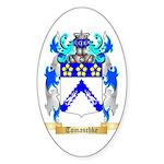 Tomaschke Sticker (Oval 10 pk)