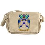 Toman Messenger Bag