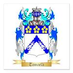 Tomaelli Square Car Magnet 3