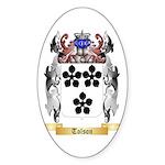 Tolson Sticker (Oval)