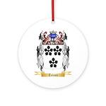 Tolson Round Ornament