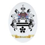 Toloni Oval Ornament