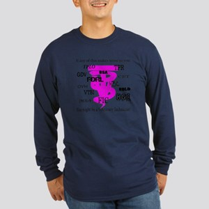 abbreviations Long Sleeve T-Shirt