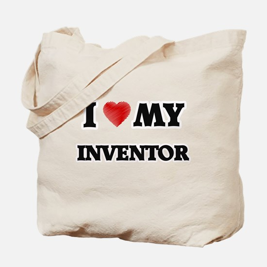 I love my Inventor Tote Bag