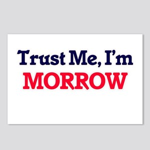 Trust Me, I'm Morrow Postcards (Package of 8)