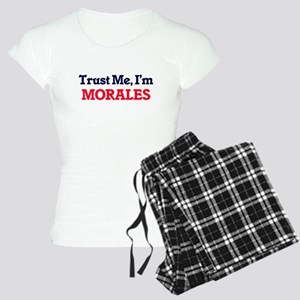 Trust Me, I'm Morales Women's Light Pajamas