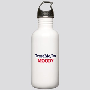 Trust Me, I'm Moody Stainless Water Bottle 1.0L