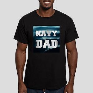 Navy Dad T-Shirt