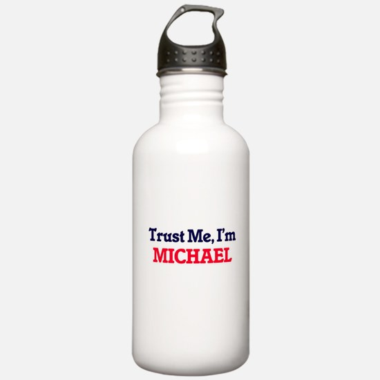 Trust Me, I'm Michael Water Bottle