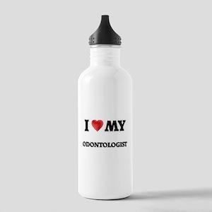 I love my Odontologist Stainless Water Bottle 1.0L