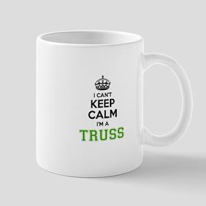 TRUSS I cant keeep calm Mugs