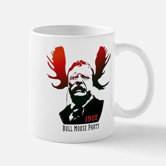 Bull Moose Party Mugs