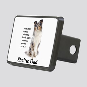 Sheltie Dad Hitch Cover