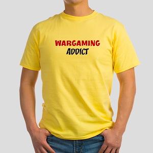 Wargaming Addict Ash Grey T-Shirt