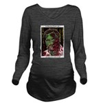 Jonathan Zombie Trading Card Long Sleeve Maternity